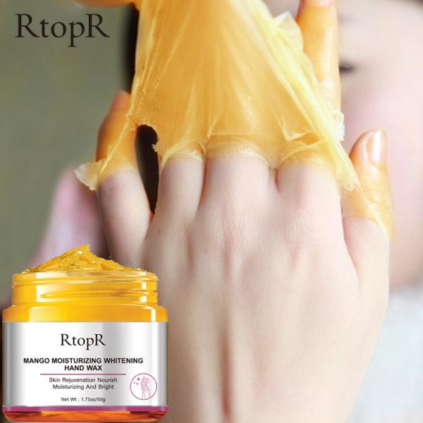 RtopR kem tinh chất xoài 50g dưỡng ẩm và làm trắng da tay kem tẩy tế bào chết và vết chai chống lão hóa chăm sóc đôi tay hiệu quả - INTL