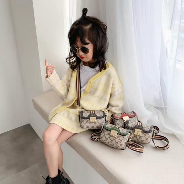Giá bán Túi đeo chéo thời trang trẻ em bé trai bé gái phụ kiện xuống phố