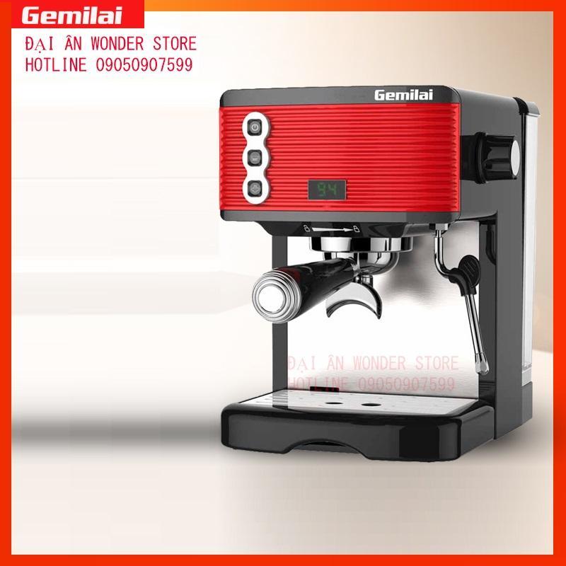 Máy pha cà phê espresso Gemilai CRM3601 chuyên take away