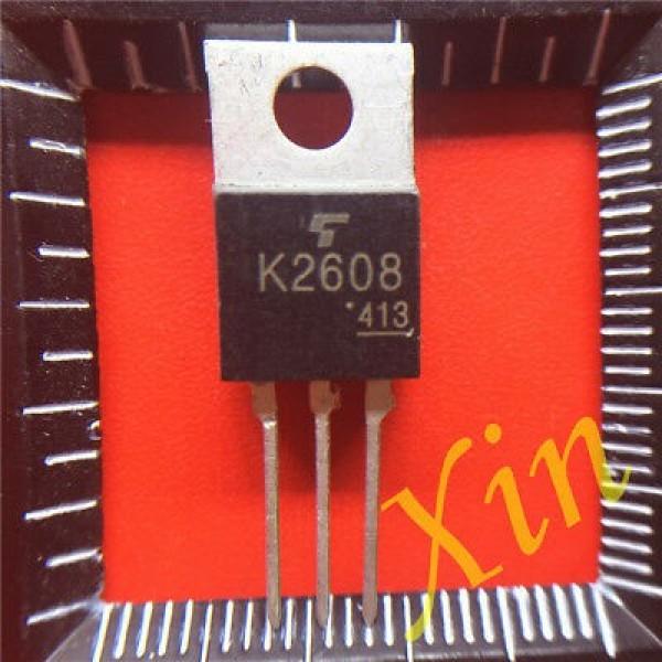 Bảng giá Combo 10 mosfet K2608 900V 3A 100W thay tốt cho K2700 (loại xả máy) Phong Vũ