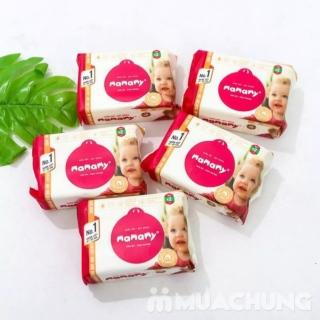 Combo 5 gói khăn ướt Mamamy 30 tờ cho trẻ em và người lớn thumbnail