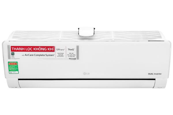 Máy lạnh LG Inverter 1.5 HP V13APFUV - Công suất làm lạnh 12.000 BTU - Công nghệ làm lạnh nhanh Jet Cool