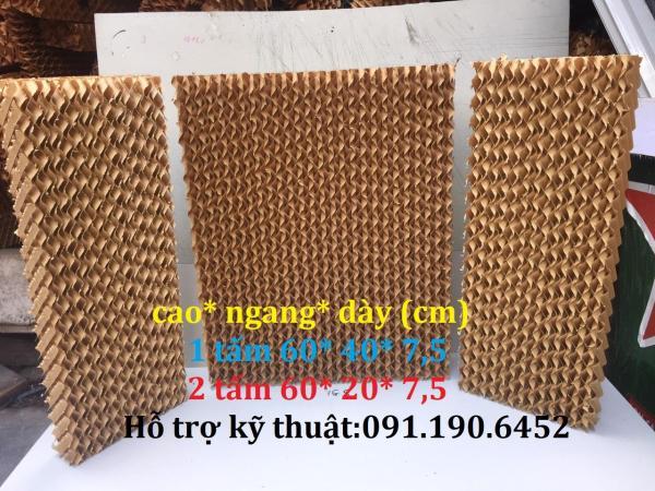 Bộ 3 tấm làm mát cooling pad 60cmx40cm/20cm 7/7