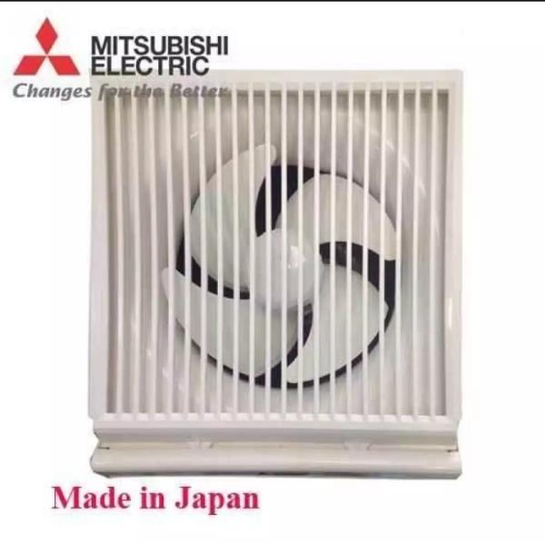 Quạt hút thông gió ốp tường có lưới Mitsubishi EX-15SK5-E (Made in Japan)