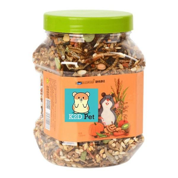 Thức ăn trộn hỗn hợp Run Around cho hamster hộp 400ml