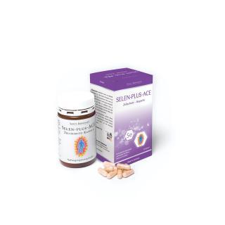 Selen Plus ACE - Hộp 60 viên hỗ trợ tăng cường sức đề kháng, cải thiện nội tiết tố nữ, chống gốc tự do, chống oxy hóa, làm đẹp da, tóc chắc khỏe thumbnail