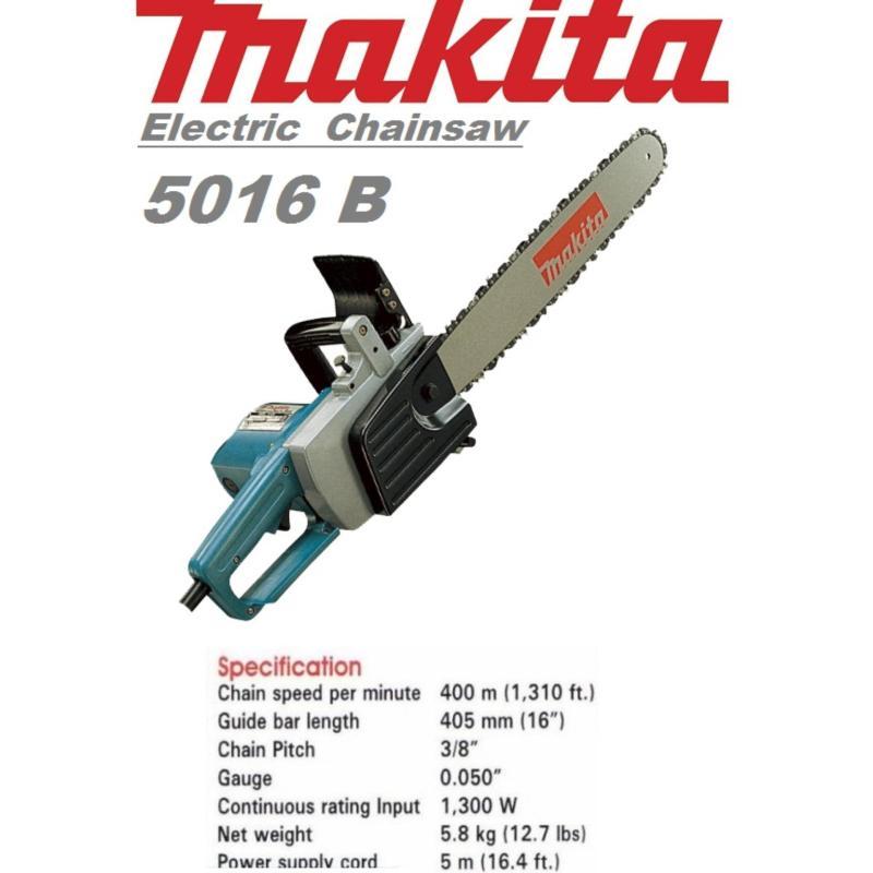 máy cưa xích điện makita 5016B