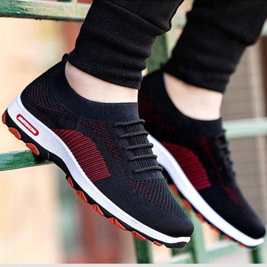 Giày thể thao nam sneaker Thoáng Khí Siêu Êm Chân LEMA Store - GN66 giá rẻ