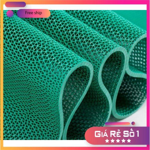 Thảm Nhựa Đinh Sọc Trải Sàn Cao Cấp Khồ 90cm x1m và 1m2 x1m Có thể cắt theo yêu cầu