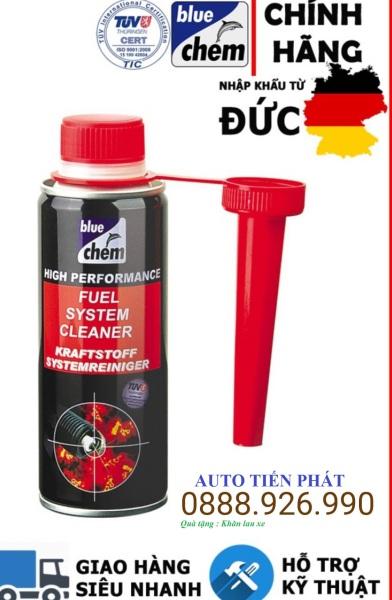 Bluechem - Vệ sinh hệ thống xăng - Kim phun ô tô