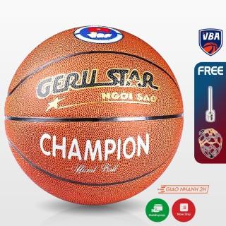 Banh bóng rổ dán Gerustar Size 7 Champion thumbnail
