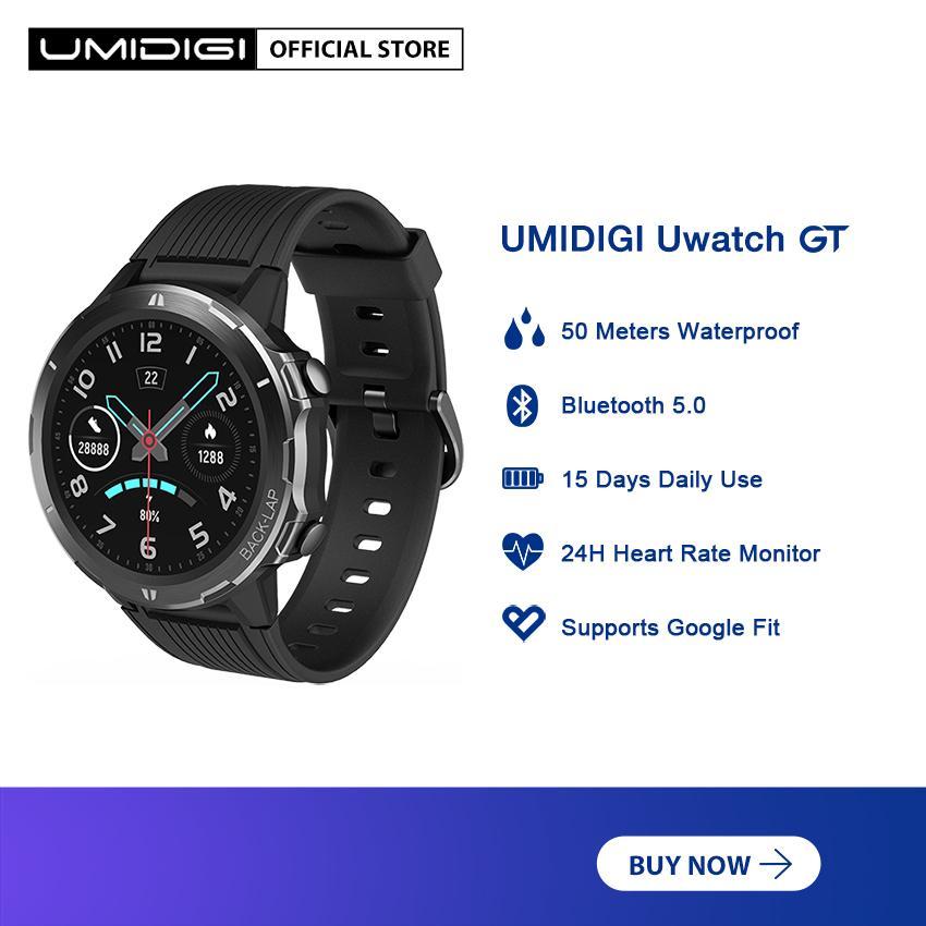 đồng Hồ Thông Minh UMIDIGI Uwatch GT Smartwatch Có Giá Siêu Tốt