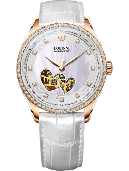 Đồng hồ nữ chính hãng Lobinni No.2002-2