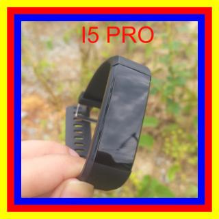 Vòng đeo tay thông minh I5 Pro cá tính thể thao. Hỗ trợ thông báo cuộc gọi, tin nhắn, facebook các mạng xã hội. Đo huyết áp, nhịp tim, chơi thể thao. Bảo hành 12 tháng thumbnail