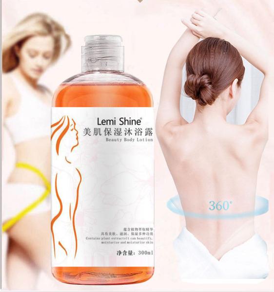 YY Sữa tắm dưỡng da đốt mỡ giúp thon gọn cơ thể săn chắc da dưỡng thể Lotion Skin Care Slimming Body giá rẻ