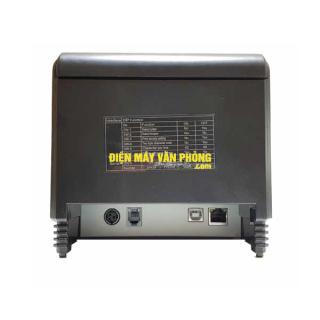 [HCM]Máy in hóa đơn TYSSO T200 Cổng USB + LAN thumbnail