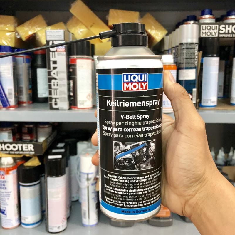 Bình xịt bảo dưỡng dây curoa Liqui Moly V-Belt Spray 4085 – 400ml