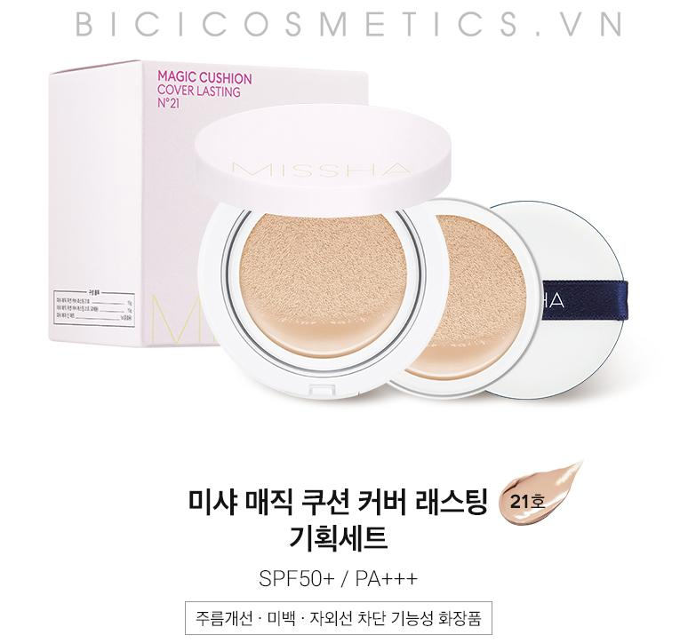 Phấn Nước Missha M Magic Cushion SPF 50