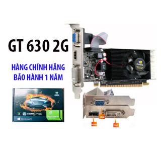 CARD ĐỒ HỌA GT630 2G CHÍNH HÃNG MỚI 100% . BẢO HÀNH 1 NĂM TRÊN TOÀN QUỐC thumbnail