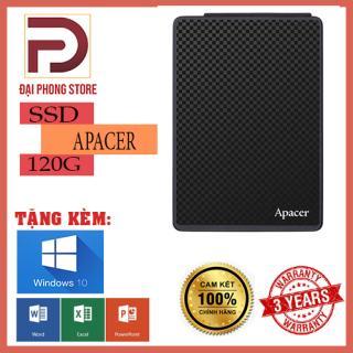 [HCM]Ổ cứng SSD 120G Apacer AS450 Sata III 6Gb s Bảo Hành Chính Hãng 3 Năm thumbnail