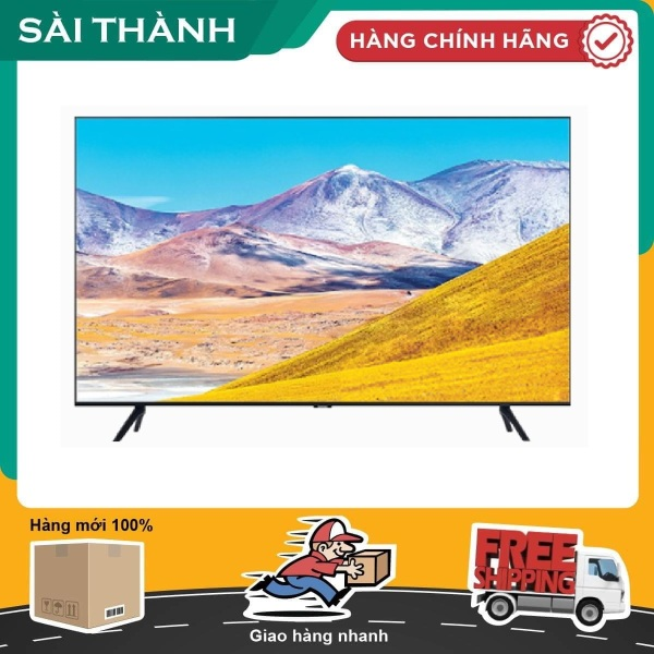 [HCM]Smart Tivi Samsung 4K 55 inch UA55TU8100KXXV - ĐIỆN MÁY SÀI THÀNH chính hãng