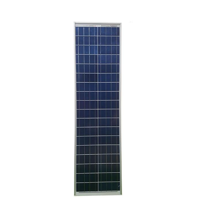 Tấm năng lượng mặt trời GIVASOLAR Poly PSP-60W (Kích thước ngẫu nhiên)