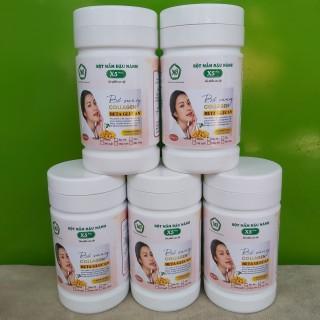 [HSD10 21] Combo 5 hộp Bột Mầm Đậu Nành X5 , Có bổ sung Collagen, Betaglucan thumbnail