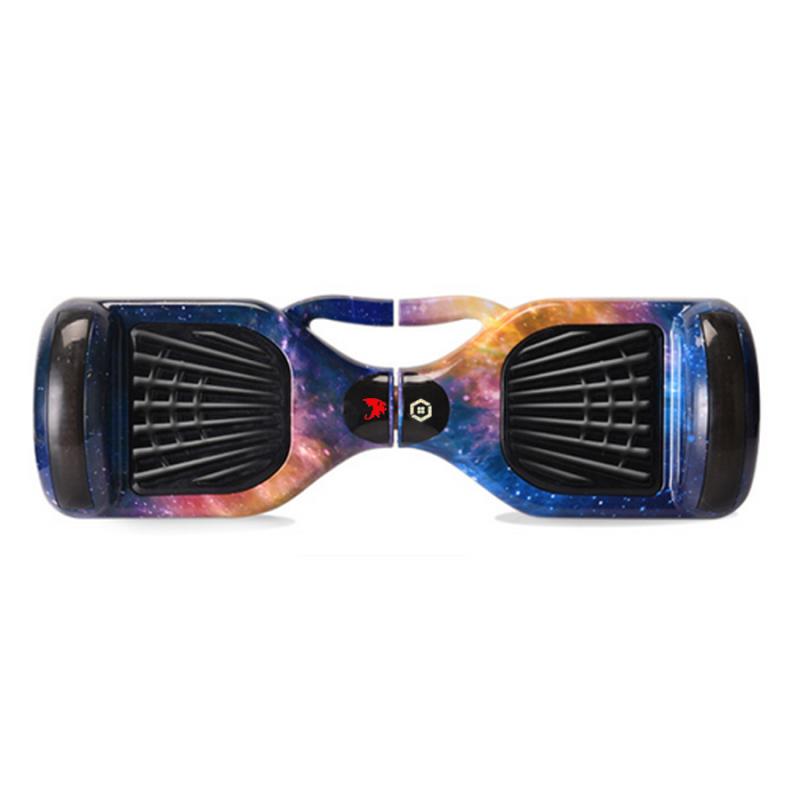 Phân phối Xe điện cân bằng Homesheel S6 Plus Phiên bản Rồng 2020 màu galaxy