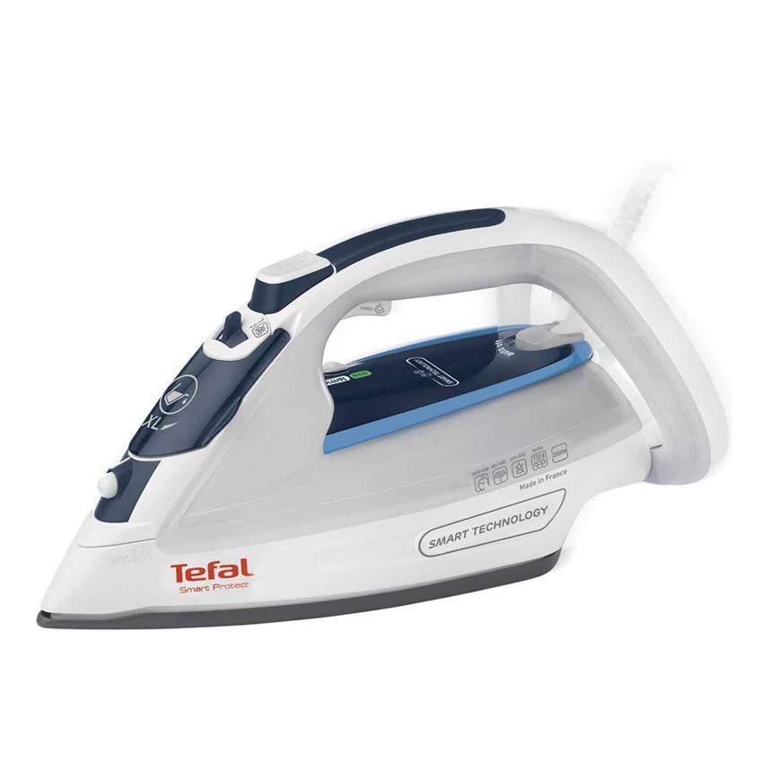 (Hàng Đức) Bàn là Tefal Smart Protect FV4970 , 2500w
