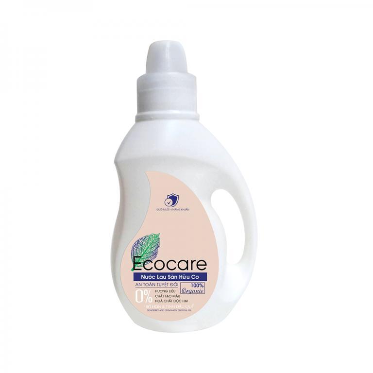 Nước lau sàn Ecocare tinh dầu Quế