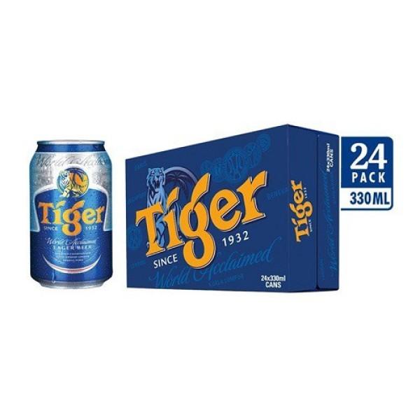 Thùng 24 lon bia Tiger 330ml, sản phẩm tốt, chất lượng cao, cam kết như hình, độ bền cao, xin vui lòng inbox shop để được tư vấn thêm về thông tin