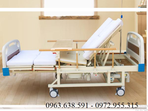 Giường Y Tế Đa Năng Bằng Điện - Giường Bệnh Điều Khiển Bằng Điện