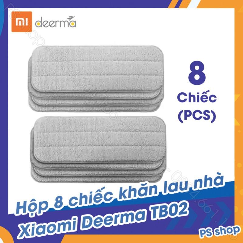 Hộp 8 chiếc khăn lau nhà Xiaomi Deerma TB02