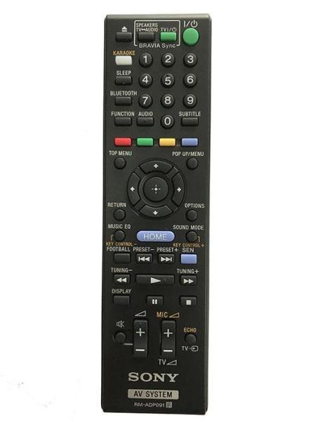 Bảng giá Điều khiển dàn sony BDV-E4100,E2100,E6100 xịn (đen)