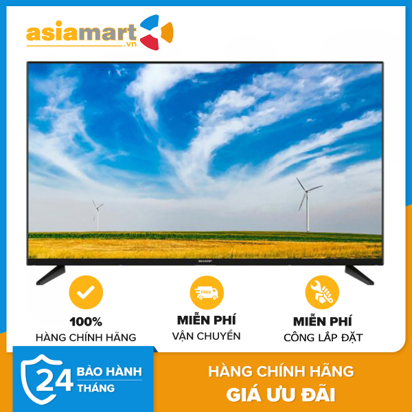 Bảng giá Tivi Smart LED Full HD Sharp 40 inch 2T-C40CE1X
