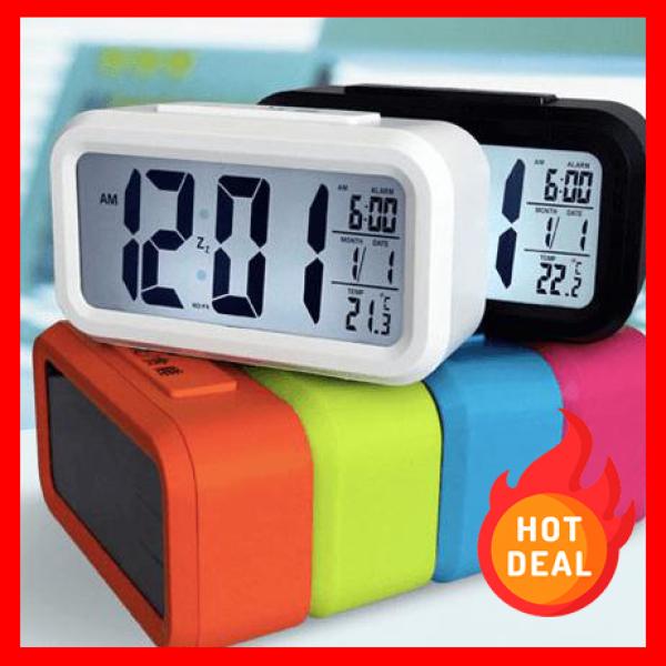 Nơi bán Đồng hồ để bàn led, đồng hồ để bàn điện tử, đồng hồ báo thức DH011
