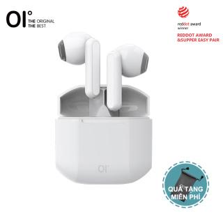 Mới oi AirSounds 2 Tai Nghe Không Dây Chân Thực, Cảm Biến Cảm Ứng Ghép Nối Một Bước Sạc Nhanh Âm Trầm Sâu Khử Tiếng Ồn Bluetooth 5.0 Với Điều Khiển Âm Lượng Đen Trắng thumbnail