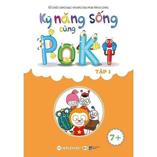 Mua Kỹ năng sống cùng Poki (7+)- Tập 1