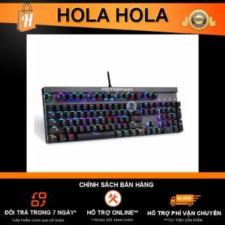 Bàn phím cơ Motospeed K97 TKL LED Blacklight Gaming Keyboard thumbnail