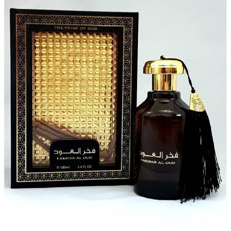 Nước hoa unisex Ard Al Zaafaran Fakhar Al Oud Edp 100ml