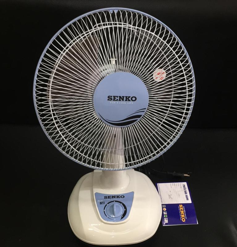 Quạt bàn Senko B1213 sải cánh 30cm