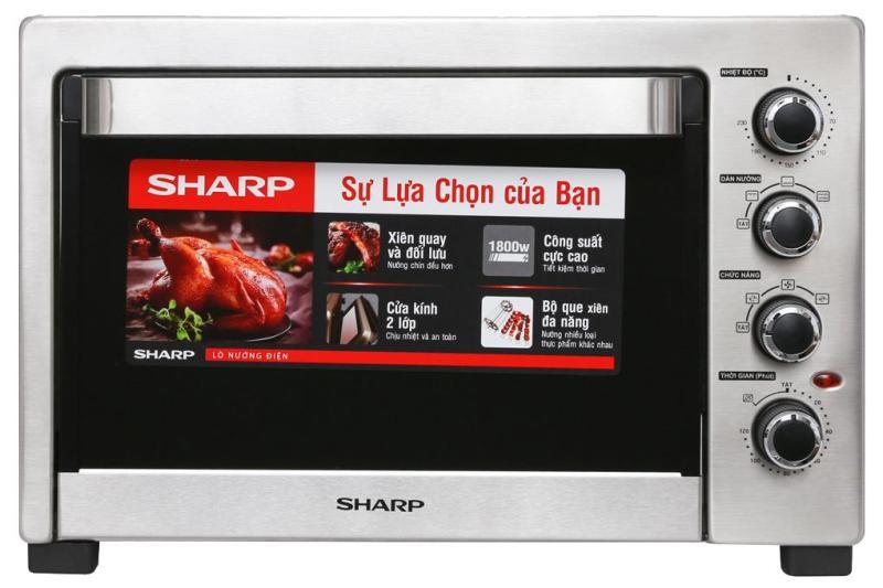 Bảng giá Lò nướng Sharp EO-A384RCSV-ST 38 lít Điện máy Pico