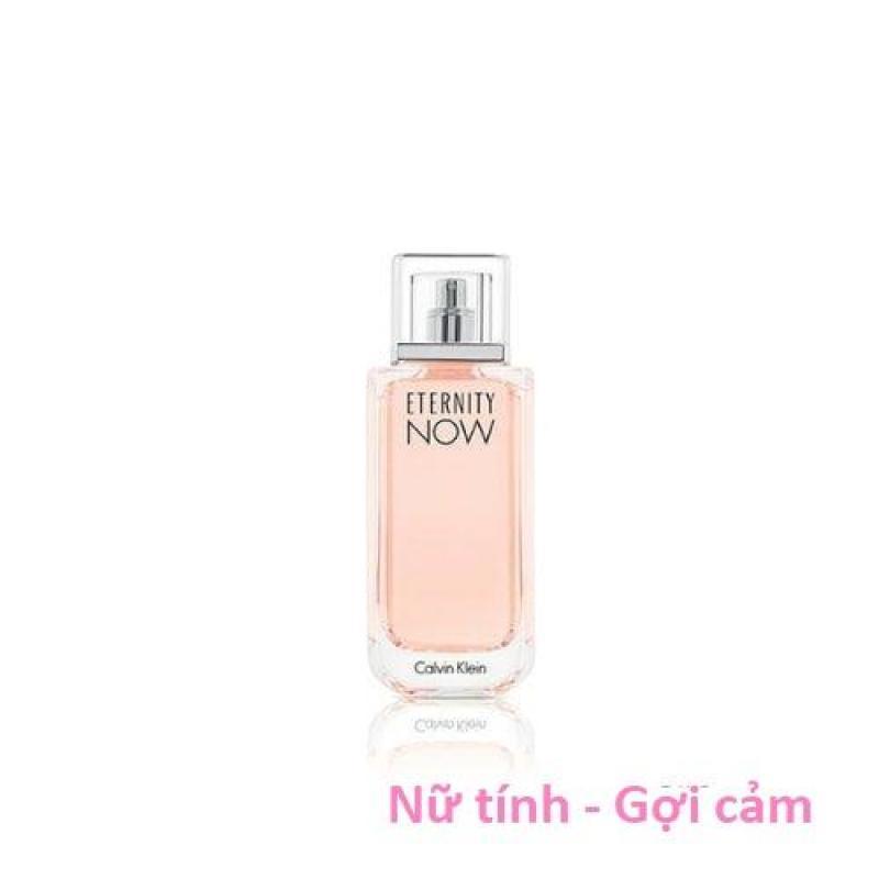 [Mini] Nước hoa nữ Calvin Klein Eternity Now Eau de parfum 15ml