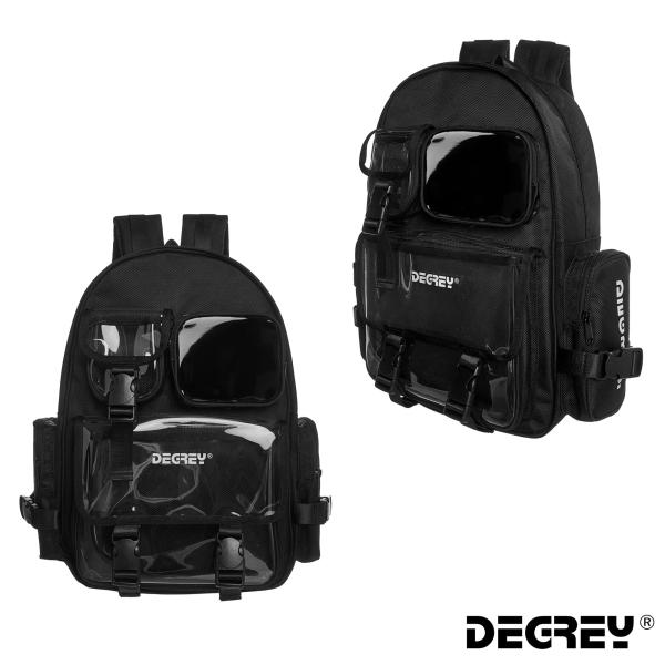 Balo Basic Backpack Degrey