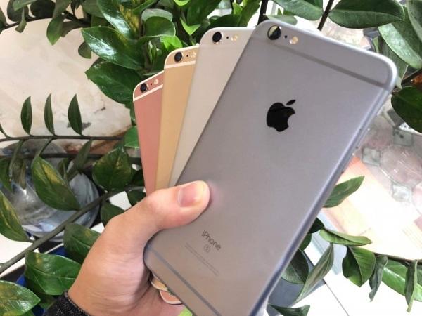 Apple iPhone 6S 64Gb Bản QUỐC TẾ  FULLBOX Màn hình:  LED-backlit IPS LCD, 4.7  ;, Retina HD CPU: Apple A9 2 nhân bảo hành 1 năm Bao Đổi 7 Ngày tận Nhà miễn phí