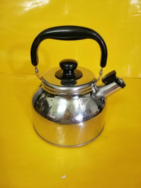 Ấm inox nội địa Nhật 2L - 3 (51), dùng được bếp từ