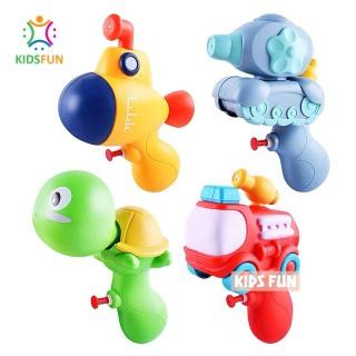Đồ chơi mùa hè trẻ em máy bắn nước hình hoạt hình ngộ nghĩnh, đáng yêu nhựa ABS cao cấp cho bé từ 1 tuổi trở lên vui chơi thư giãn thumbnail