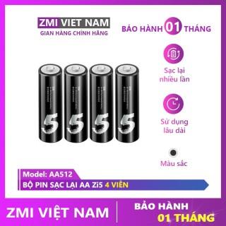FREESHIP XTRA Pin AA Xiaomi Zi5 sạc được nhiều lần Zmi - Mistore Việt nam thumbnail