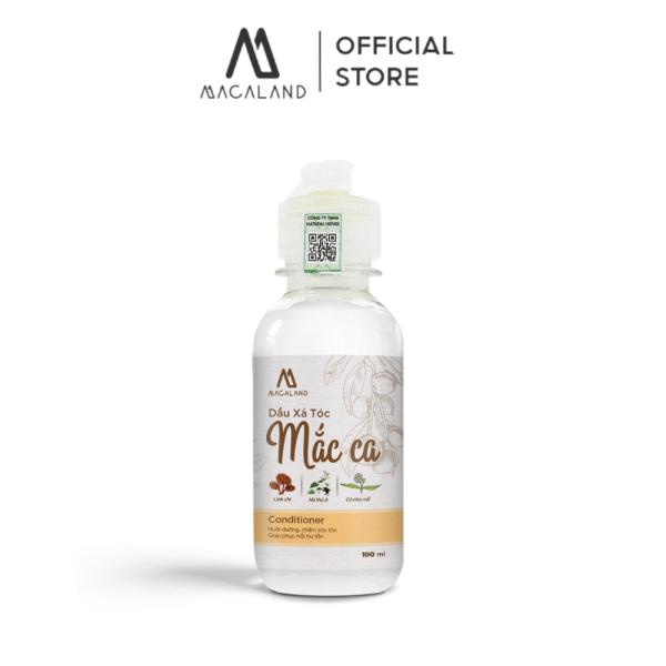 Dầu Xả tóc dầu Mắc Ca Macadamia 100ml MACALAND dưỡng tóc mềm mượt và phục hồi tóc chắc khỏe