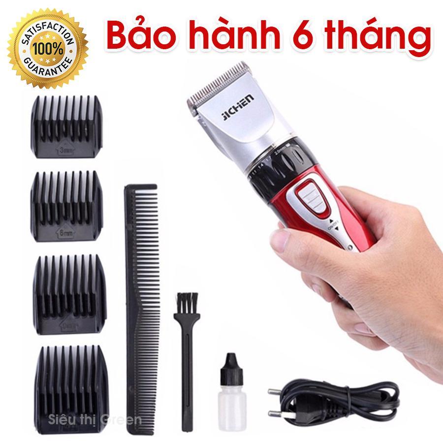 Tông đơ cắt tóc Jichen - 8017 (Nhiều màu) - Tông đơ cắt tóc trẻ em { HÀNG CHẤT } - Có phiếu bảo hành sản phẩm